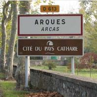 ARCAS The Occitan name for Arques